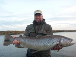 Dave Parkes reports from his recent trip to Tierra del Fuego