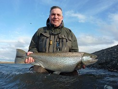 All our anglers landed fish over 20lbs in TDF last week