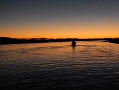 Fishing report from Tierra del Fuego 15th - 22nd March 2014