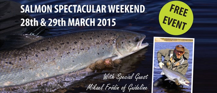 Salmon Spectacular at Sportfish March 28th/29th