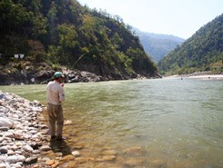 A Himalayan Adventure in pursuit of Mahseer