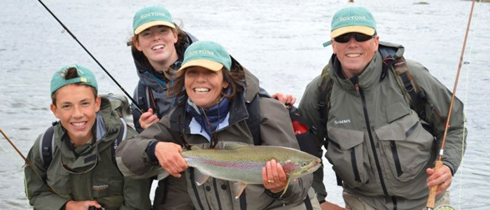 Client report from Mission Lodge, Alaska