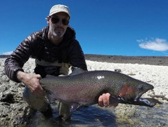 The opening season report from Laguna Verde