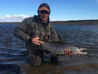 Andy B reports from Tierra del Fuego
