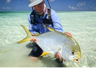 8 permit, 602 bonefish, milkfish, GT's, triggerfish, sailfish and more...