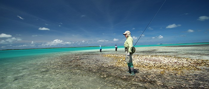 Christopher Robinson reports on a hosted trip to Los Roques