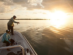 The New York Times and Sport Fishing TV both feature El Pescador in Belize