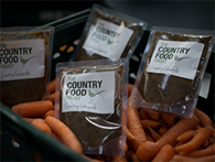 We are delighted to support The Country Food Trust