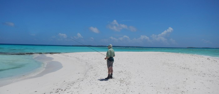 David S reports on Los Roques, Venezuela