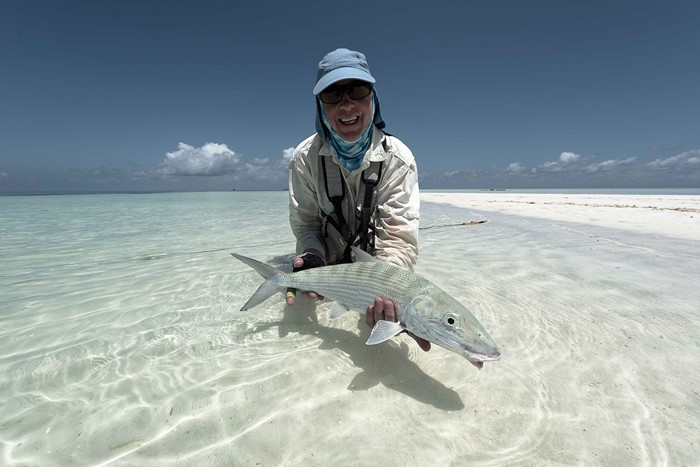 Alphonse Island, Perfect Fishing Conditions!