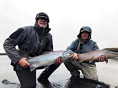 TDF Fishing Report for La Villa de Maria Behety and Estancia Maria Behety Lodge 23rd February to 2nd March 2019