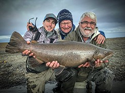TDF Fishing Report for La Villa de Maria Behety and Estancia Maria Behety Lodge 9th to 16th March 2019