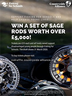 Countryside Alliance Rod Raffle 2020